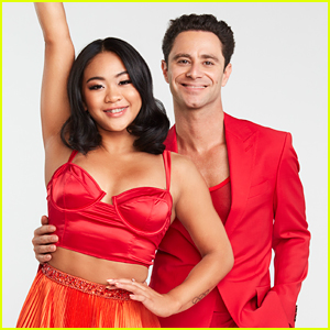 Suni Lee Jives Her Way Through 'Dancing With The Stars' Night 1 With Sasha Farber (Video)