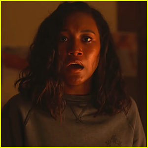Sydney Park Stars In Thrilling 'There's Someone Inside Your House' Trailer
