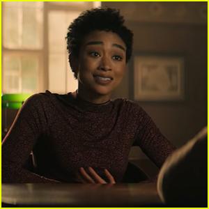 Tati Gabrielle Feels Like She's Plotting Something In 'You' Season 3 Trailer - Watch Now!