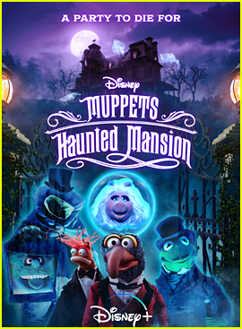 The Muppets Get Spooky In 'Muppets Haunted Mansion' Trailer - Watch Now!
