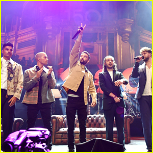 The Wanted Perform Together For First Time Since Reunion Announcement (Photos)