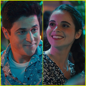 Vanessa Marano Meets David Henrie In New 'This Is The Year' Clip - Exclusive!