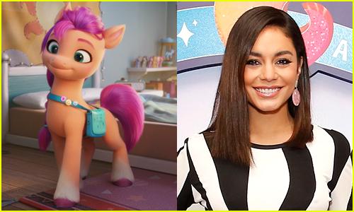 Vanessa Hudgens Stars In My Little Pony: A New Generation