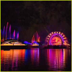 Walt Disney World Debuts New 'Harmonious' Show at Epcot - Watch the Full Show!