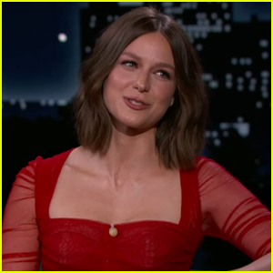 Melissa Benoist Reveals If She Got to Keep Her 'Supergirl' Suit - Watch!