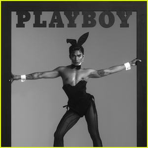 Bretman Rock Celebrates Halloween With New 'Playboy' Digital Cover