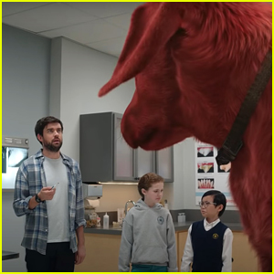 Darby Camp & Izaac Wang Star In New 'Clifford the Big Red Dog' 'Trailer - Watch!