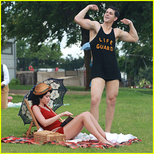 David Henrie Flexes His Muscles In 'Reagan' First Look Photos With Ryan Whitney Newman!