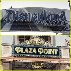 Disneyland Park Opens New Year-Round Holiday Shop On Main Street!