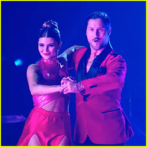 'DWTS' Britney Spears Night: Olivia Jade & Val Chmerkovskiy Tango To 'Hold It Against Me' (VIDEO)
