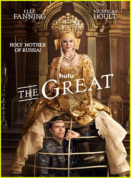 Elle Fanning & Nicholas Hoult Star In 'The Great' Season 2 Trailer - Watch Now!