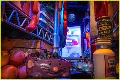 Remy's Ratatouille at Walt Disney World
