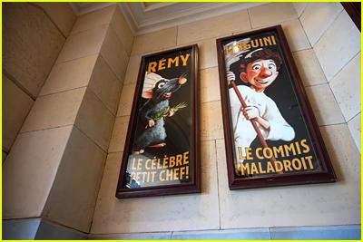 Le Creperie de Paris at Walt Disney World
