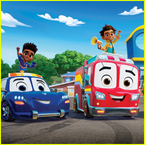 Disney Junior Greenlights Series About First Responders Called 'Firebuds'