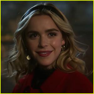 Kiernan Shipka Returns as Sabrina In 'Riverdale' Season 6 Trailer