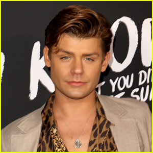 Garrett Clayton Announces He's Joined the Cast of the New 'Fairly Oddparents' TV Show!
