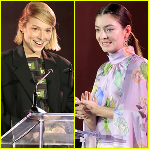 Hunter Schafer Shares Heartwarming Story of How She Connects with Lorde's Music