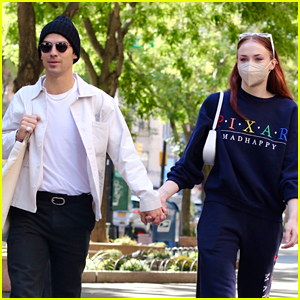 Sophie Turner Is Spending Time with Joe Jonas on Tour Right Now!