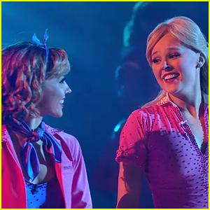 JoJo Siwa & Jenna Johnson Get First Perfect Score On 'Dancing With The Stars' 'Grease' Night - Watch!