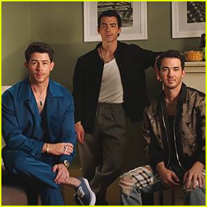 Huge Netflix News For The Jonas Brothers!