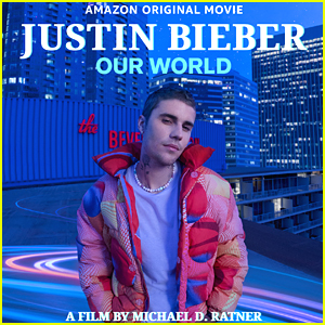 Prime Video Premieres Trailer For 'Justin Bieber: Our World' - Watch Now!