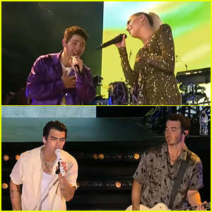 Kelsea Ballerini Performs With Jonas Brothers For CMT Artists of the Year - Watch Now!