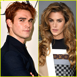 KJ Apa Gets Fans Talking After Calling Clara Berry His 'Wife'