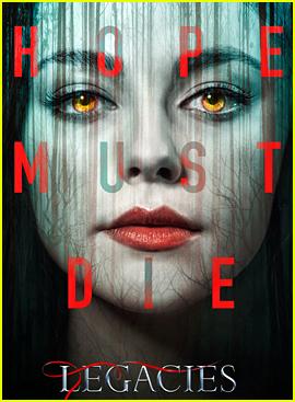 'Legacies' Says 'Hope Must Die,' Season 4 Begins Tonight!