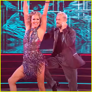 'DWTS' Britney Spears Night - Melora Hardin Cha Chas With Artem Chigvintsev (Video)