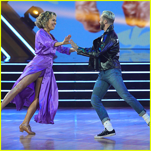 Melora Hardin Has a Slumber Party For 'Dancing With The Stars' 'Grease Night' - Watch!