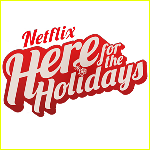 Netflix Reveals New Holiday Programming - 'Here For The Holidays'