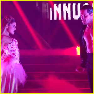 Olivia Jade & Val Chmerkovksiy Bring 'The Purge' To 'Dancing With The Stars' - Watch