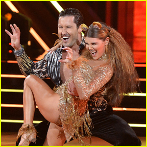 Olivia Jade & Val Chmerkovskiy Dance to 'The Lion King' On Dancing With The Stars' Disney Week: Heroes Night - Watch Now!