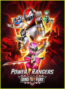'Power Rangers Dino Fury' Season 2 Moves To Netflix!
