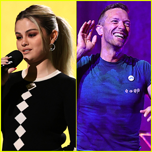 Selena Gomez To Be Featured On Coldplay's New Album 'Music of the Spheres'