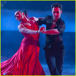 Suni Lee & Sasha Farber Get Saved On 'Dancing With The Stars' Horror Night - Watch Now!