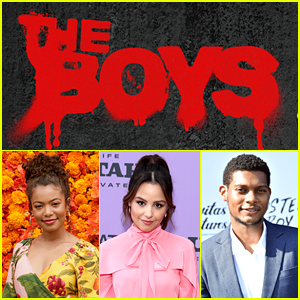 'The Boys' College Spinoff Ordered to Series at Prime Video with Jaz Sinclair & More