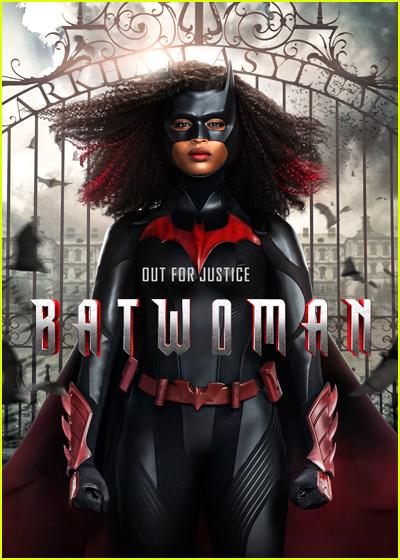 Batwoman Series Poster
