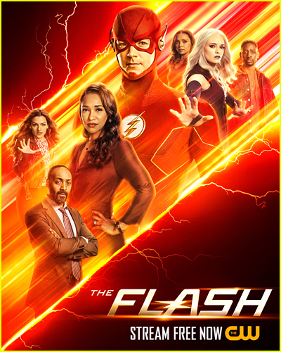The Flash Series Poster