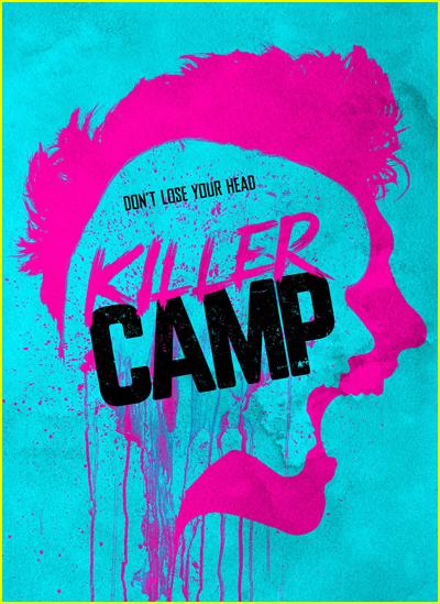 Killer Camp Series Poster