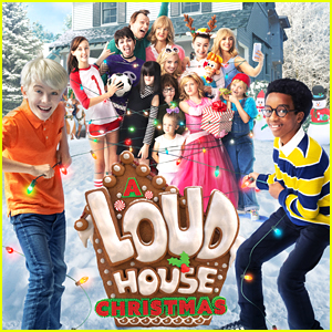 The 'A Loud House Christmas' Live Action Movie Gets Premiere Date!