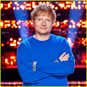 'The Voice' Announces Season 21 Mega Mentor - Ed Sheeran!