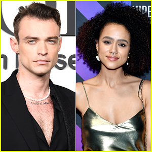 Thomas Doherty Cast In Horror Movie 'The Bride' With Nathalie Emmanuel