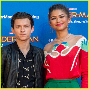 Zendaya Gushes Over How Much Tom Holland Loves Being Spider-Man